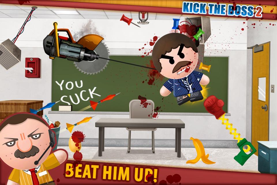 Скачать Игру Kick The Boss 2 С Бесконечными Деньгами Для Андроид